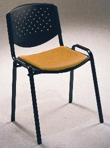 Silla fija para oficina Prisma 40 - Diseño GC
