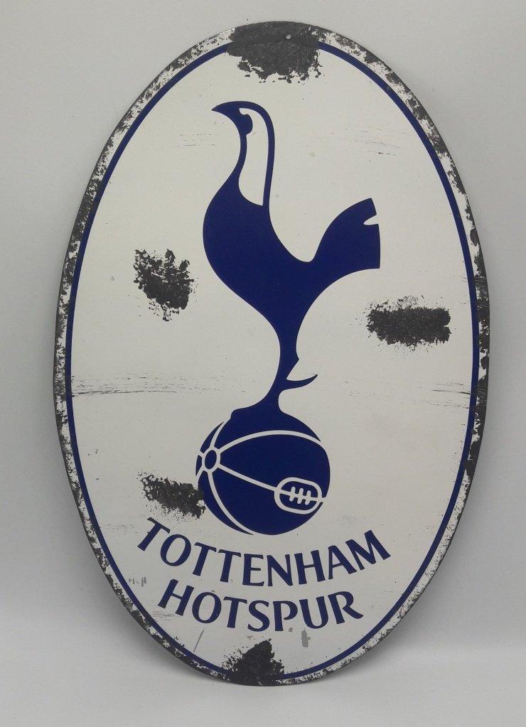 Escudo Tottenham Grande La Pulperia Del Deporte
